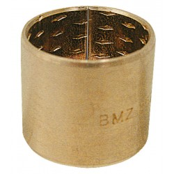 02 Glijlagers brons d1 Ø 10 mm d2 Ø 14 mm b 10 mm