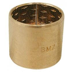 12 Glijlagers brons d1 Ø 15 mm d2 Ø 17 mm b 15 mm