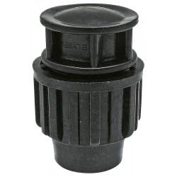 02 Einddop voor buis Ø 25 mm