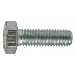 04 Bout M10 x 1.25 x 25 mm lang