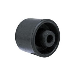 06 Boegrol 63 mm lang rubber