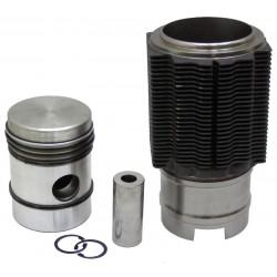 12 Zuiger- en cilinderset voor Motortype 75R FL 514