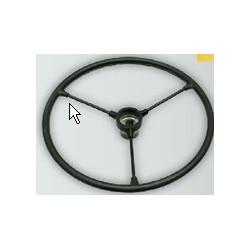 05 Stuurwielrond 400 mm met conus 19.5 mm