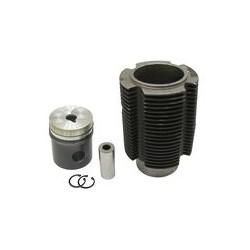 17 Zuiger- en cilinderset EDK motoren