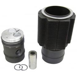 01 Zuiger- en cilinderset in de uitvoering 84 R