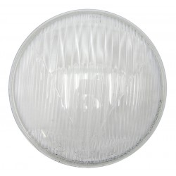 06 Koplamp glas voor opbouw rond 130 mm Hella
