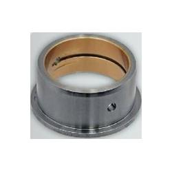 18 Hoofdlager semi standaard maat 65.0 mm met kraag