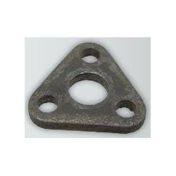 11 Driehoekplaat