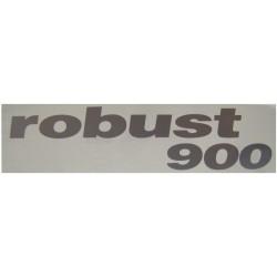 15 Sticker Robust 900