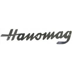 06 Embleem Hanomag groot voor aan de zijkant