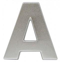 15 Embleem Letter A met een hoogte van 38 mm