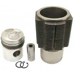 16 Zuiger en cilinderset zuiger rond 95 mm