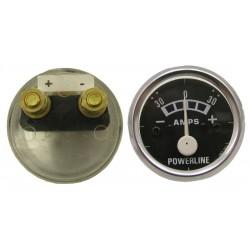 01 Ampèremeter inbouwmaat Ø 42,5 mm
