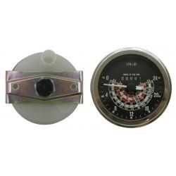 12 Tractormeter voor Trekkertype MF165