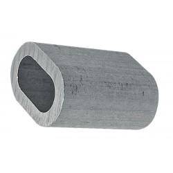 03 Persklem voor Ø 4 mm kabel