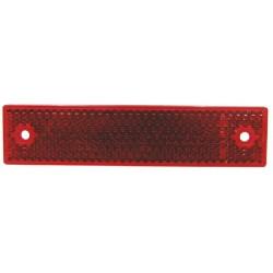 07 Reflectoren rechthoekig 2 gaats rood