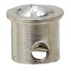 06 Schroefnippel 5.5 mm dik 5.5 mm lang Kop Ø 6.5 mm