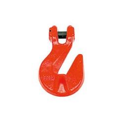 01 Inkorthaak met gaffel voor ketting 7 - 8 mm