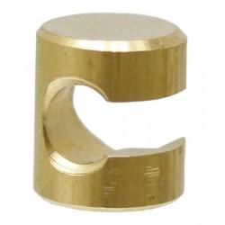 02 Kabel Tonnetje boring 6.4 mm lengte 16 mm
