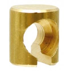 02 Kabel Tonnetje kop 10 mm lengte 14.5 mm