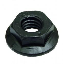 06 Flensmoer 16 mm zwart