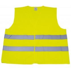 02 Veiligheidsvest geel