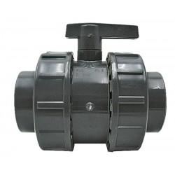 """02 PP-kogelkranen type S 5 """"Safety""""Ø 3/4"""""""