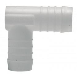 13 PVC bocht voor slang 25 mm
