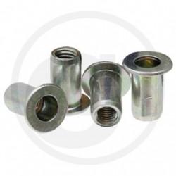 09 Popnagelmoer M10 12 x 20,5 mm per stuk