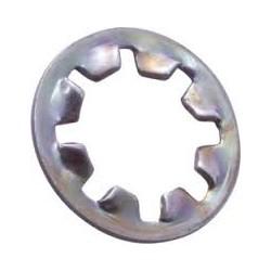 09 Tandveerring 7.4 mm binnen rvs per stuk