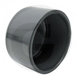 12 Afsluitkap voor buis 110 mm
