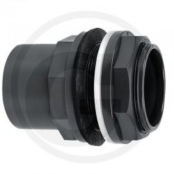 02 Schotkoppeling voor buis 20 mm Type: B