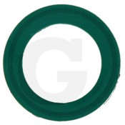 """07 Afdichtingen M deel 2 1/2 """" Viton groen"""