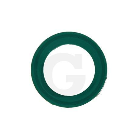 """10 Afdichtingen M deel 5 """" Viton groen"""
