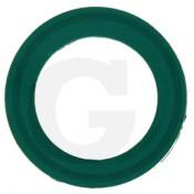 """11 Afdichtingen M deel 6 """" Viton groen"""