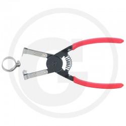 02 KS Tools Click-slangklemtang,160 mm