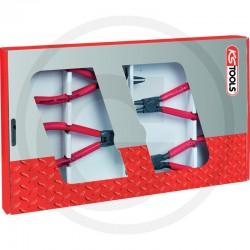 04 KS Tools Borgringtangenset,10-25mm,4-delig