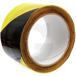 06 Waarschuwingstape zwart/geel