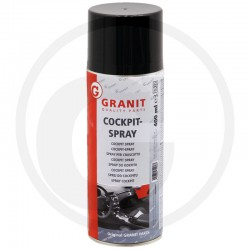 10 GRANIT Cockpit spray