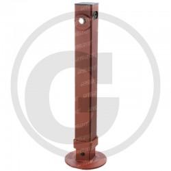 01 SIMOL Steunpoot, hydraulisch slag 400 mm