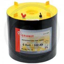 06 Droge batterij 7,5 Volt, 90 Ah