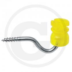 02 Schroef isolatoren geel