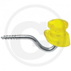 03 Schroef isolatoren voor banden tot 10 mm