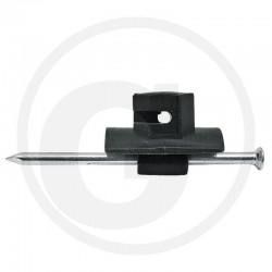 03 Spijker isolatoren geschikt voor prikkeldraad