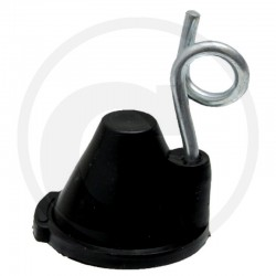 09 Reserve isolatoren voor ovale afrasteringspalen