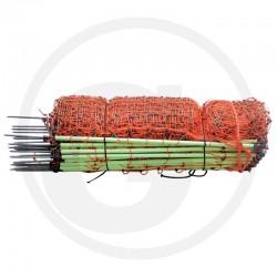 03 Elektro afrastering oogstbescherming