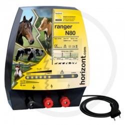 04 Schrikdraadapparaat ranger N80 230 Volt