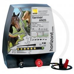 10 Schrikdraadapparaat farmer AN25 12/230 Volt