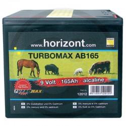 02 Droge batterij TURBOMAX AB 165,9 Volt 165 Ah groot huis