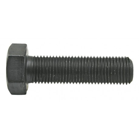 03 Zeskantbout 8 × 1 × 30 mm per 200 zwart 10.9 voldraad